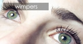 Lash-lifting - Wimperlifting